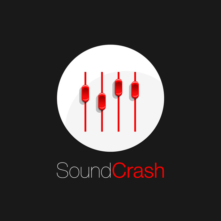 Branding per a Soundcrash