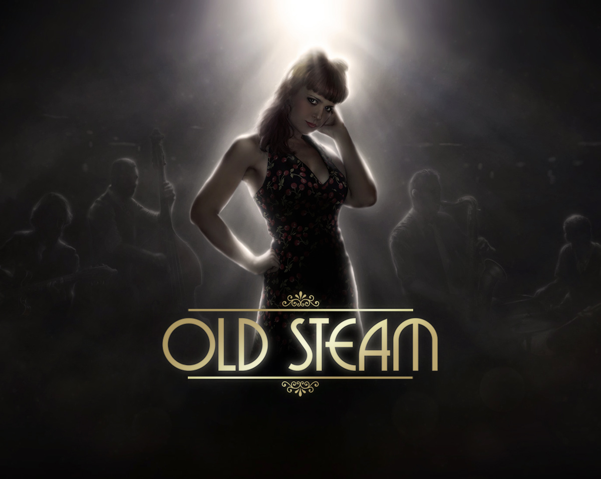 Web de la banda Old Steam